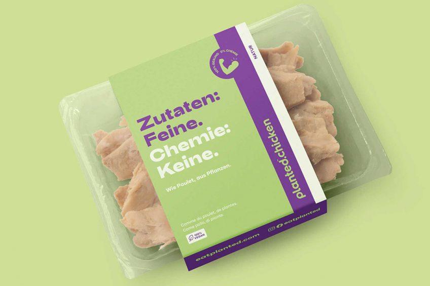 Planted Foods stelt dat zijn producten in zowel smaak, uiterlijk als voedingswaarde overeenkomen met vlees. - Foto: Planted Foods
