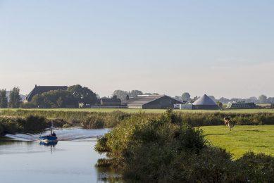 De grondhandel in Friesland had in juli een relatief groot aandeel in het totaal verhandelde areaal. Foto: Anne van der Woude