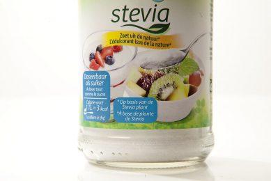 Stevia is 300 keer zoeter dan suiker maar bevat geen calorieën. - Foto: Koos Groenewold