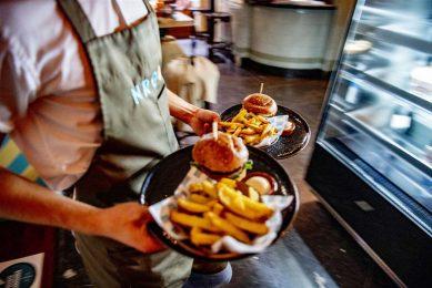 Het aantal snelgroeiende restaurants nam sterk af. - Foto: ANP / Hollandse Hoogte / Robin Utrecht