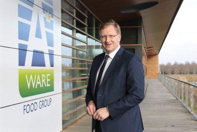Jan Anker, CEO van A-ware. - Foto: Ton Kastermans