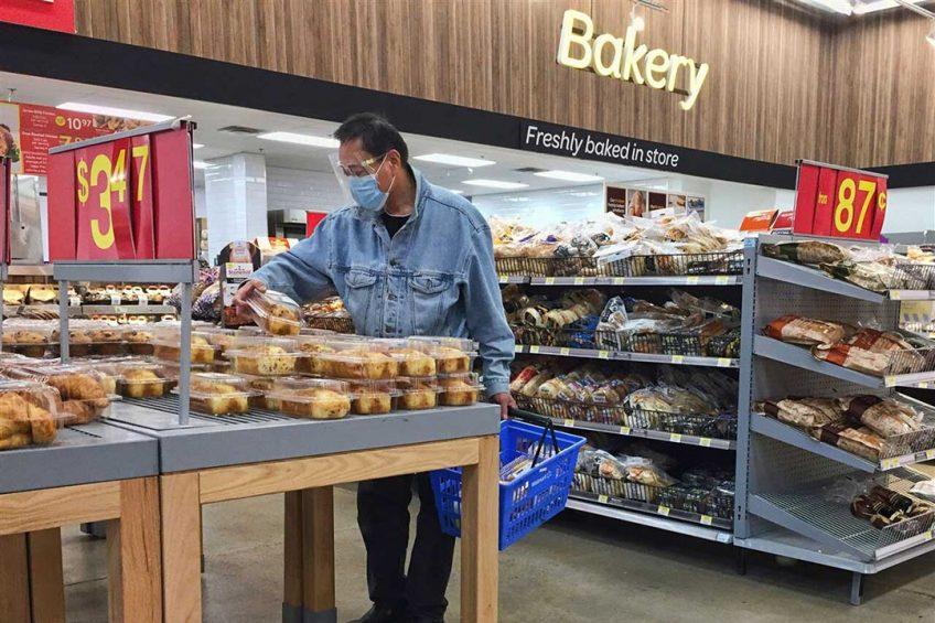 De supermarktdivisie is de belangrijkste voor winkelketen Walmart. - Foto: ANP / Creative Touch Imaging Ltd/NurPhoto/Shutterstock