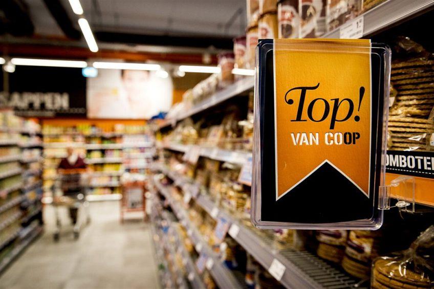 Zowel Plus als Coop zijn coöperatieve verenigingen van de plaatselijke winkeliers die een of meerdere vestigingen hebben. Foto: ANP