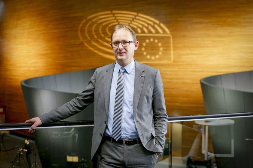 Bert-Jan Ruissen. - Foto: Mathieu Cugnot