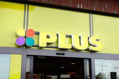 Plus-supermarkt in Amsterdam. - Foto: ANP