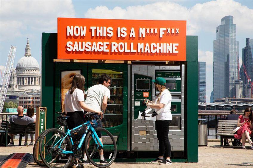 The Meatless Farm is in het Verenigd Koninkrijk bestempeld als het snelst groeiende plant-based foodmerk.  - Foto: David Parry