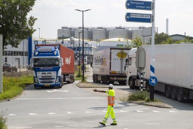 Ondanks de brexit blijft het Verenigd Koninkrijk de belangrijkste exportbestemming. Foto: ANP