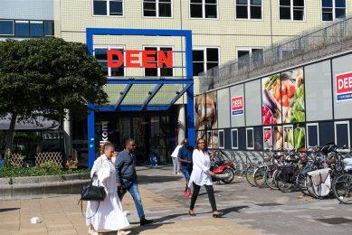 Een Deen-supermarkt in Zaandam. Foto: ANP