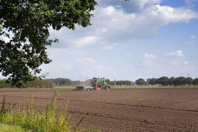 De gemiddelde prijs voor agrarische grond ligt rond de €70.000 voor bouwland en €60.000 voor grasland. De regionale verschillen zijn groot. - Foto: ANP