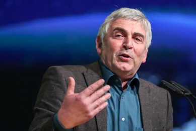 Duitse Europarlementariër Martin Häusling (Groene fractie). Foto: ANP