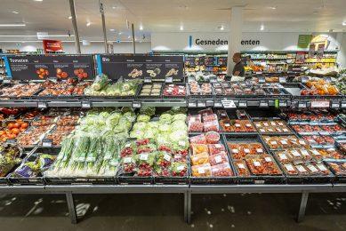 Vergeleken met een jaar geleden zijn in Duitsland vooral verse groente en aardappelen duurder geworden. - Foto: Roel Dijkstra