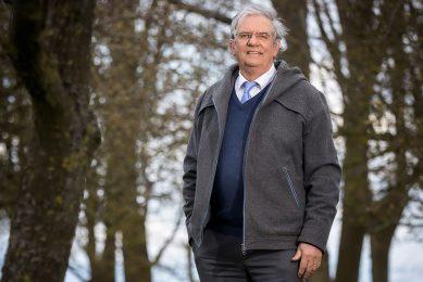 Cees Veerman pleit voor de instelling van een speciale Staatscommissie Landbouw die een visie neer moet zetten voor de ontwikkeling van de landbouw tot 2040.Foto: Roel Dijkstra