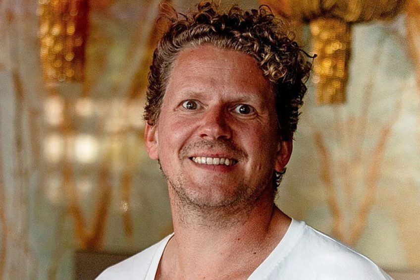 """""""Elke groente die goed klaargemaakt is, is even smakelijk als een biefstukje"""", zegt foodtrendwatcher Gijsbregt Brouwer. Foto: Entree Magazine"""