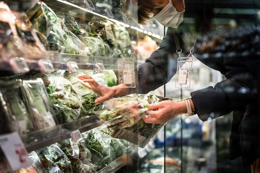 Na de fusie van supermarktketens Plus en Coop zijn er 550 Plus-winkels in Nederland. - Foto: ANP