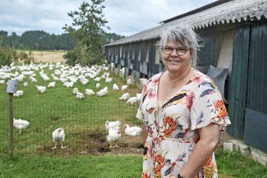 Het ministerie zocht boeren en tuinders voor zijn zogeheten LNV Community. Nicolette Vos is een van de deelnemers. Foto: Van Assendelft Fotografie