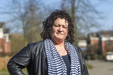 Caroline van der Plas van de BoerBurgerBeweging. - Foto: Ronald Hissink