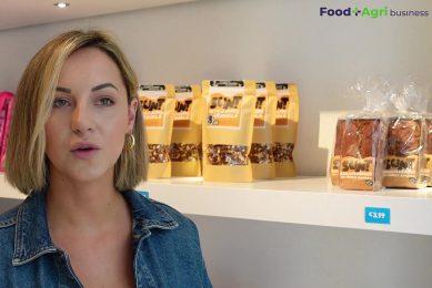 Start-ups openen pop-up supermarkt