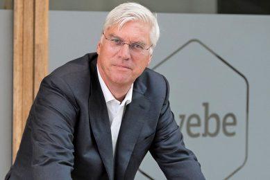 Bert Jansen was CEO van aardappelbedrijf Avebe van 1 september 2008 tot en met 30 september 2021. Foto: Jan Willem van Vliet