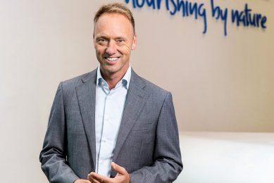 Hein Schumacher, CEO FrieslandCampina. Foto: Herbert Wiggerman