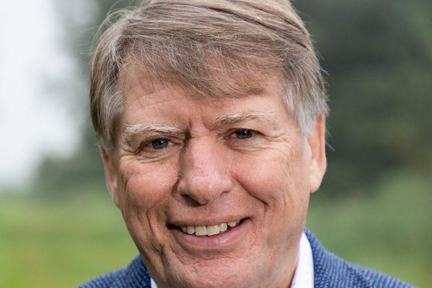 Sjaak van der Tak, voorzitter LTO Nederland. - Foto: Herbert Wiggerman