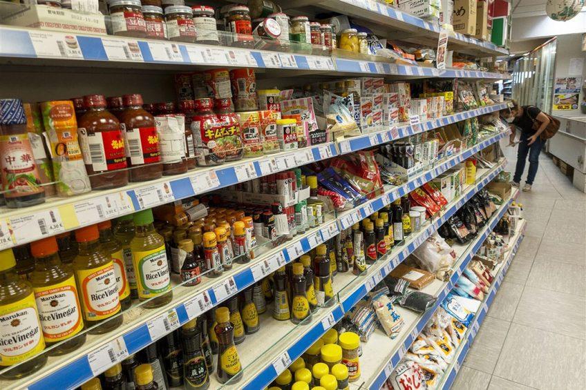 De kreet 'zonder kunstmatige toevoegingen en smaak- en geurstoffen', is nog steeds een veel voorkomend verkoopargument voor aanbieders van levensmiddelen. Foto: ANP