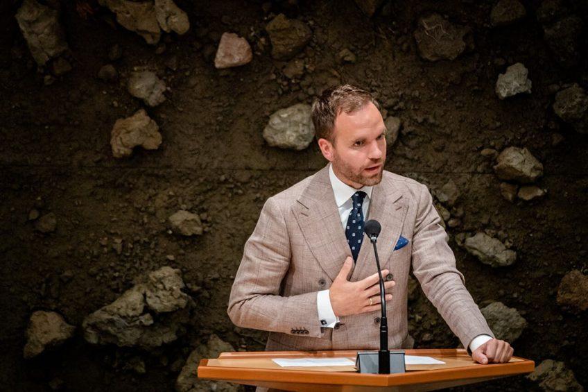 CDA-Kamerlid Derk Boswijk. - Foto: ANP