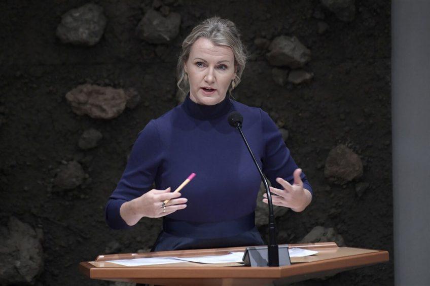 Leonie Vestering (PvdD).