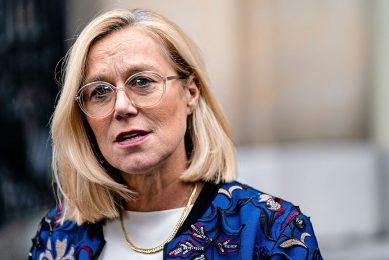 Sigrid Kaag (D66) krijgt 1 december van de rechter te horen of ze zich schuldig heeft gemaakt aan laster en smaad. - Foto: ANP