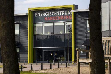 Hoofdkantoor van energiebedrijf DGB Energie in Hardenberg. - Foto: ANP