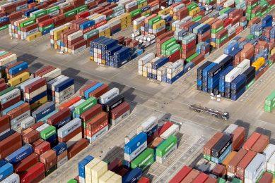 Maersk wil de nog te ontwikkelen tool gebruiken om hun klanten meer inzicht te geven in de vracht. Foto: ANP