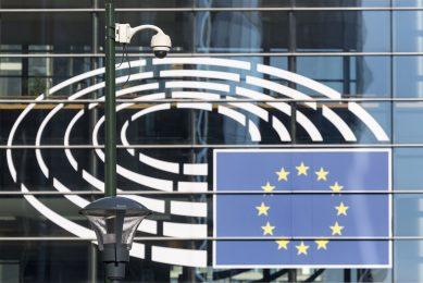 Het gebouw van het Europees Parlement in Brussel. - Foto: ANP