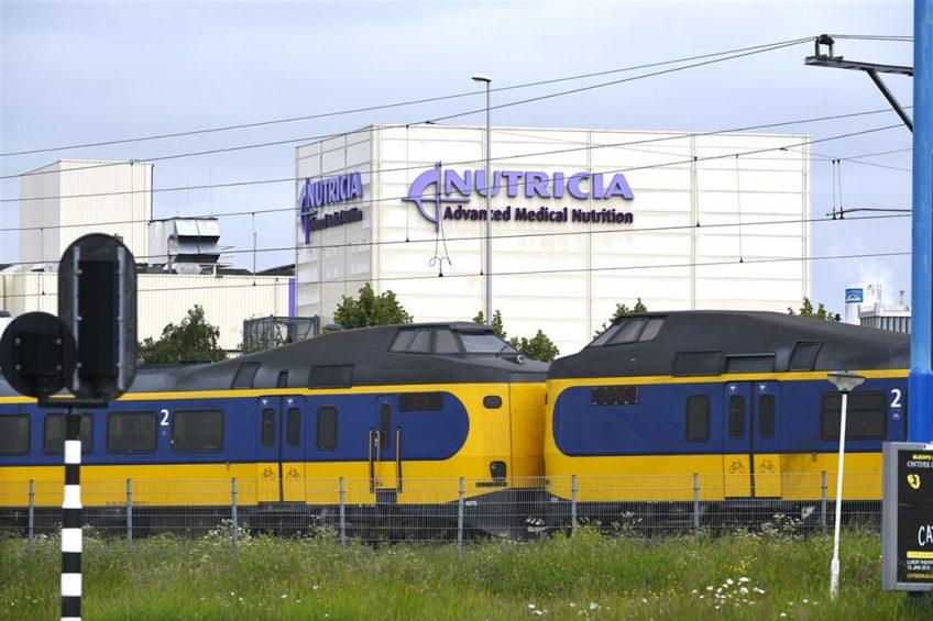 Locatie van Danone in Zoetermeer. Foto: ANP