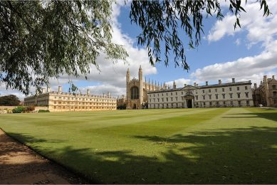 Cambridge University. - Foto: Canva