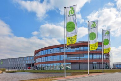 Het hoofdkantoor van Rijk Zwaan in De Lier. - Foto: Rijk Zwaan