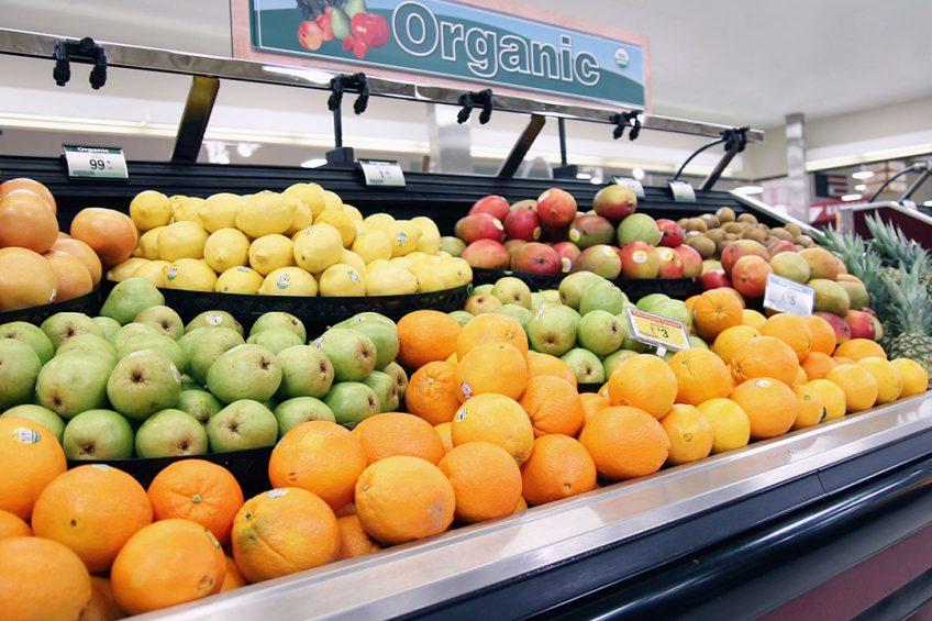 De kwartaalomzet van biologische groente en fruit gaat in de VS richting €2 miljard. - Foto: Canva