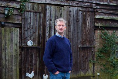 Veehouder Maurits von Martels was Kamerlid namens het CDA en stapt over naar BoerBurgerBeweging (BBB). - Foto: Ruud Ploeg